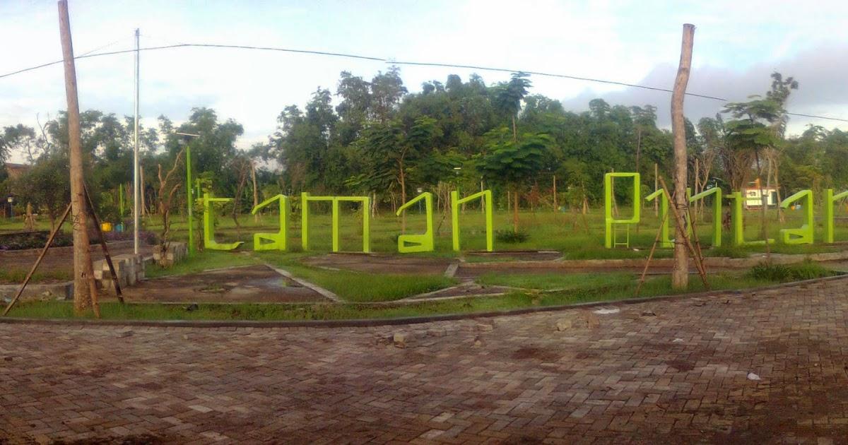 Juni 2016 Purpleblueweb Taman Pintar Nganjuk Monumen Geriliya Jenderal Sudirman