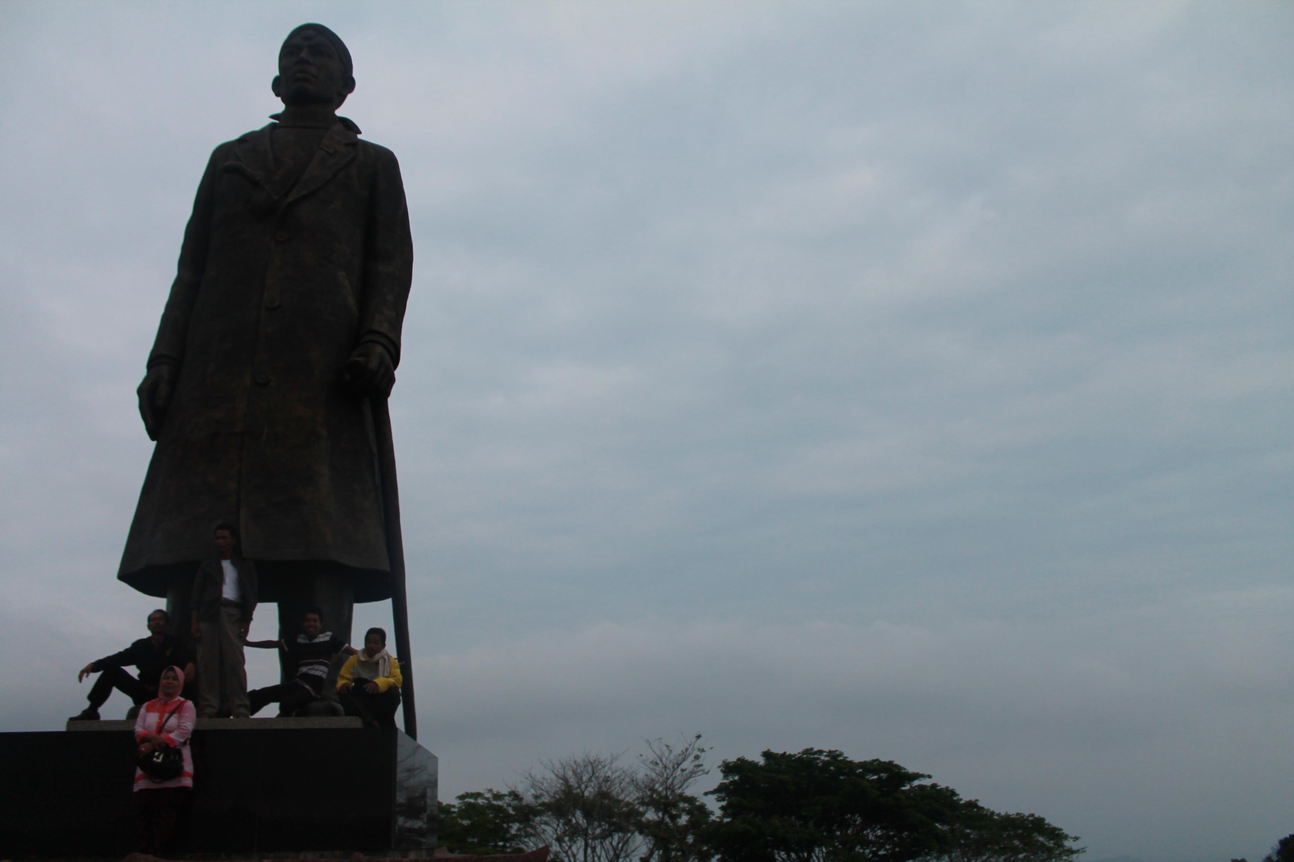 Lawatan Sejarah Jenderal Soedirman Dimulai Pacitan Berakhir Monumen Foto Dok