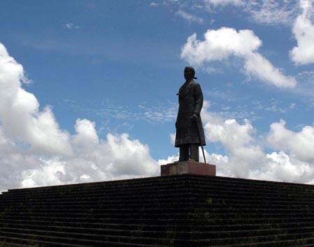 Lokasi Kita Bisa Nemuin Patung Jendral Soedirman Share Monumen Jenderal