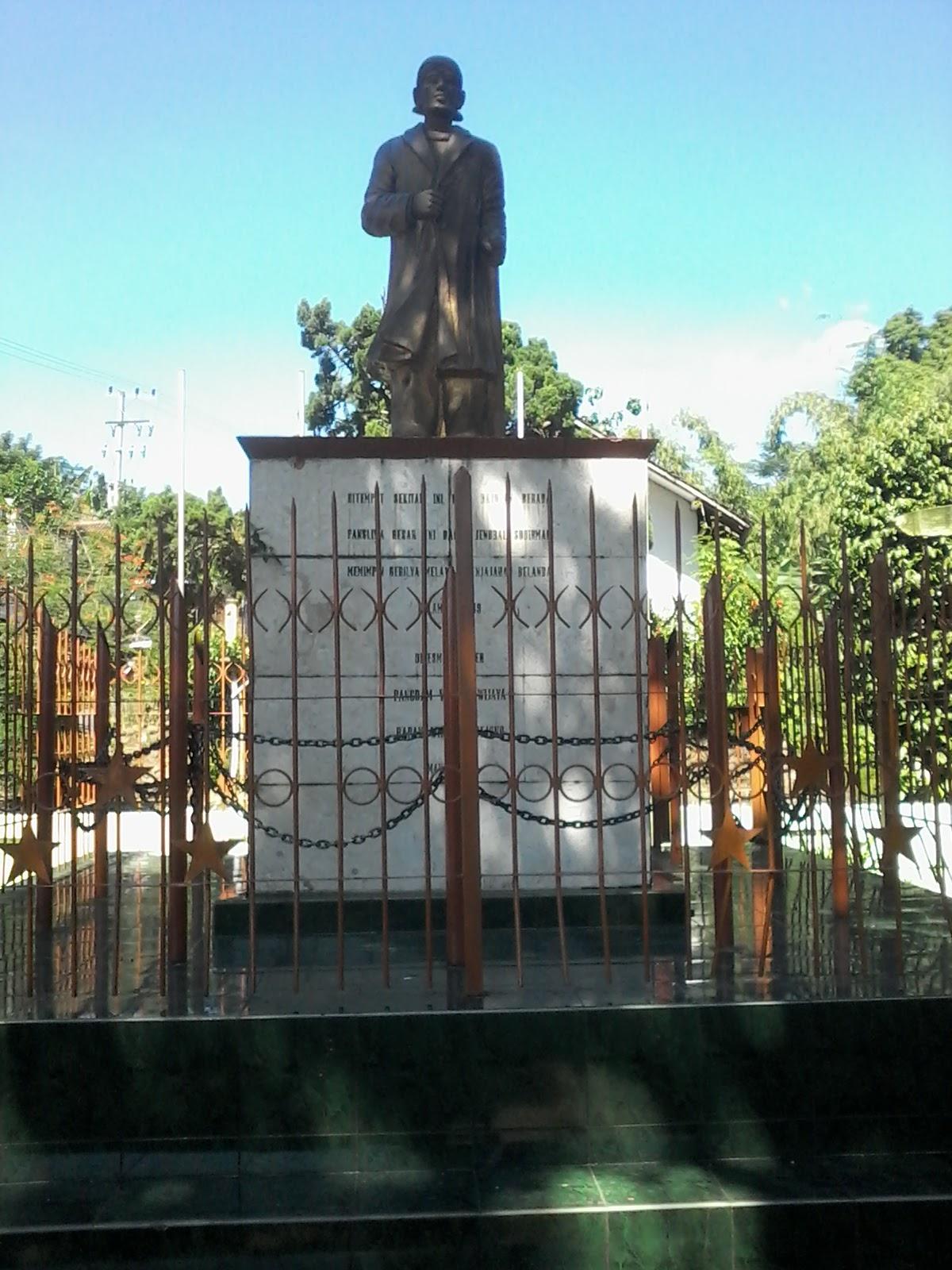 Menilik Jejak Gerilya Panglima Besar Jendral Sudirman Catatan Monumen Geriliya