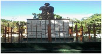 Monumen Jenderal Sudirman Khazanah Arsip Seni Budaya Nganjuk Mn 01