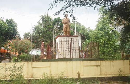 Obyek Wisata Sejarah Monumen Jenderal Sudirman Nganjuk Kurang Lebih 3
