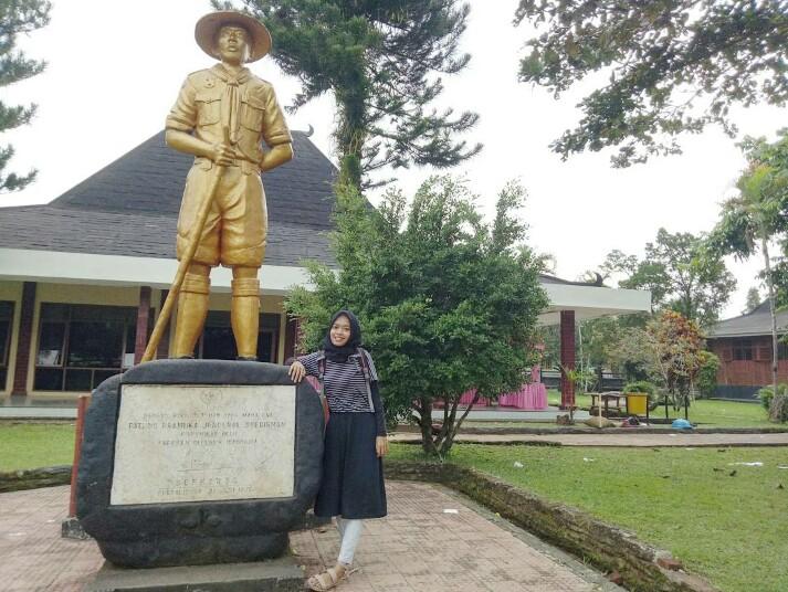 Obyek Wisata Sejarah Monumen Jenderal Sudirman Nganjuk Pemerintah Kabupaten Melalui
