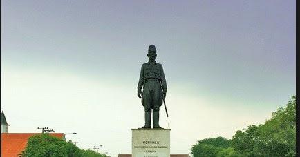 Pesona Keindahan Wisata Monumen Jenderal Sudirman Nganjuk Daftar Tempat Indonesia
