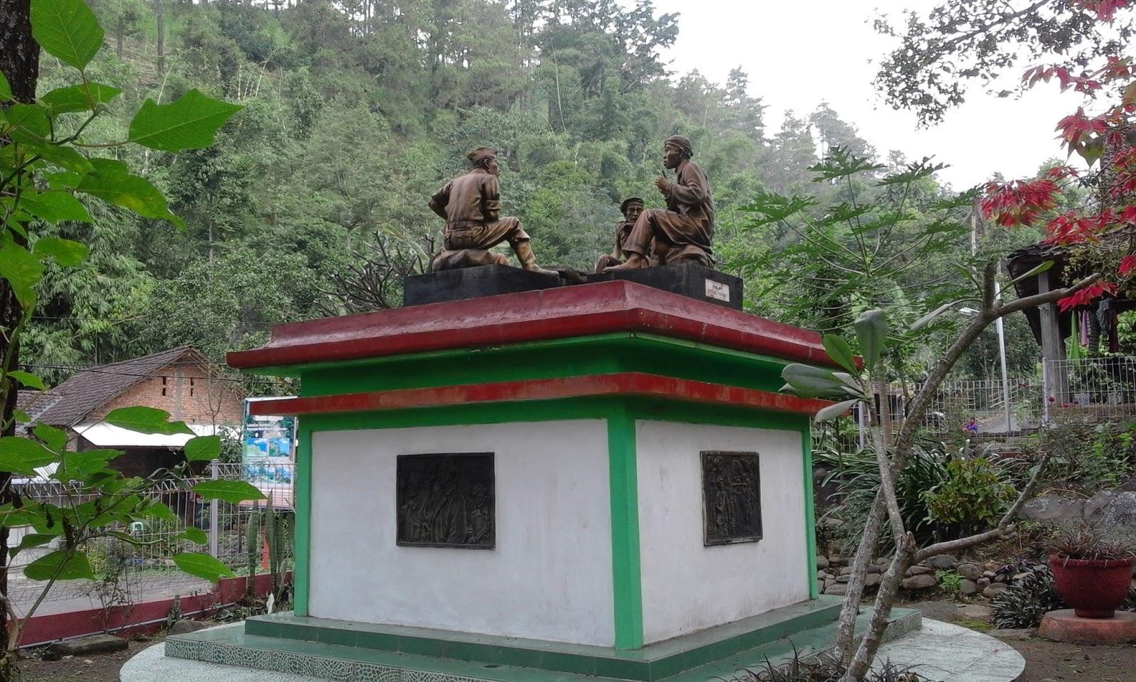 Petilasan Jendral Sudirman Kota Kabupaten Nganjuk Wisata Mungkin Bagi Pertama