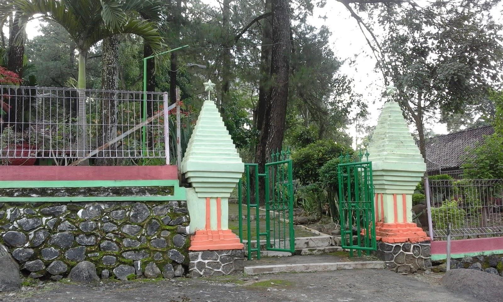 Petilasan Jendral Sudirman Kota Kabupaten Nganjuk Wisata Tempat Beribadah Disana