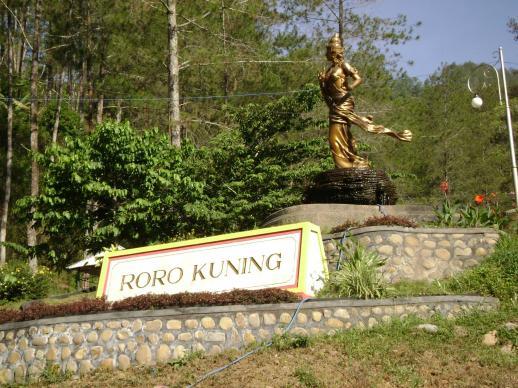 Tempat Wisata Air Terjun Roro Kuning Nganjuk News Related Galery