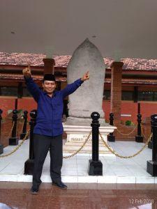 Kata Gus Yakin Cawabup Nganjuk Kunjungi Museum Anjuk Ladang Musium