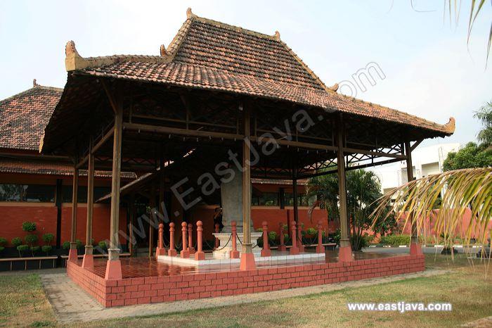 Museum Anjuk Ladang Nganjuk East Java Museums Musium Kab