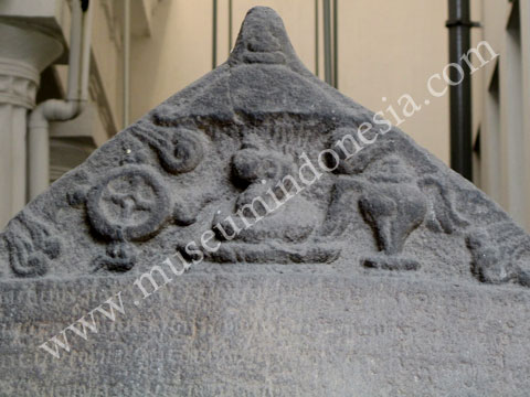 Museumindonesia Museum Anjuk Ladang Candrasengkala Prasasti Koleksi Nasional Jakarta Musium