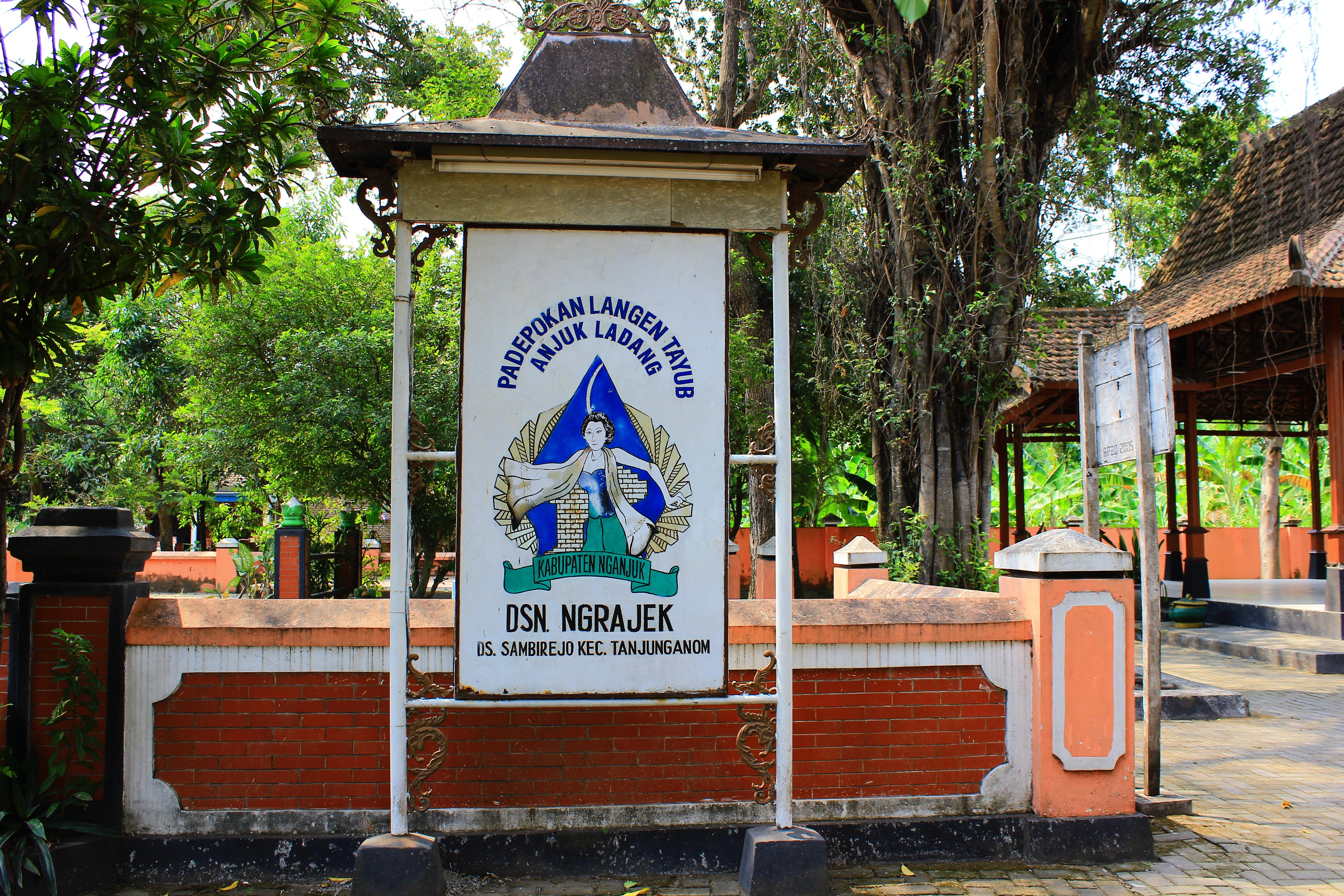 Padepokan Langen Tayub Anjuk Ladang Museum Online Kabupaten Nganjuk Musium