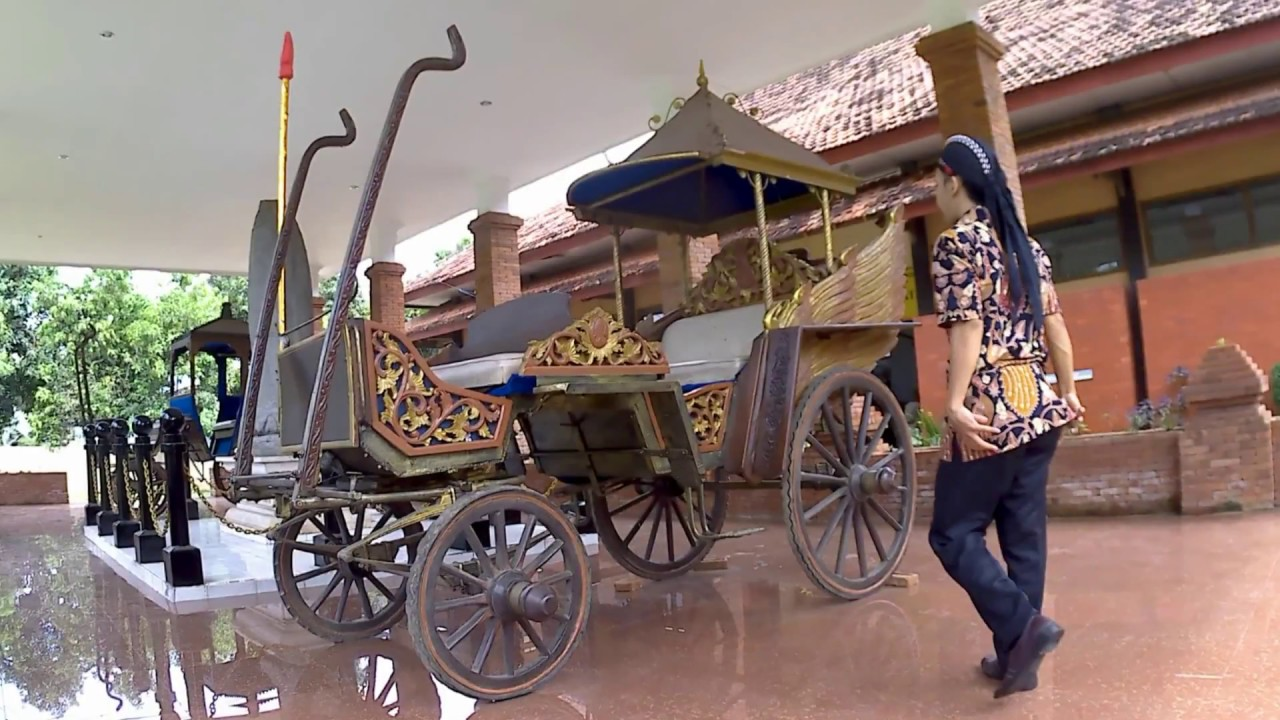 Pengenalan Cagar Budaya Museum Anjuk Ladang Kabupaten Nganjuk Youtube Musium
