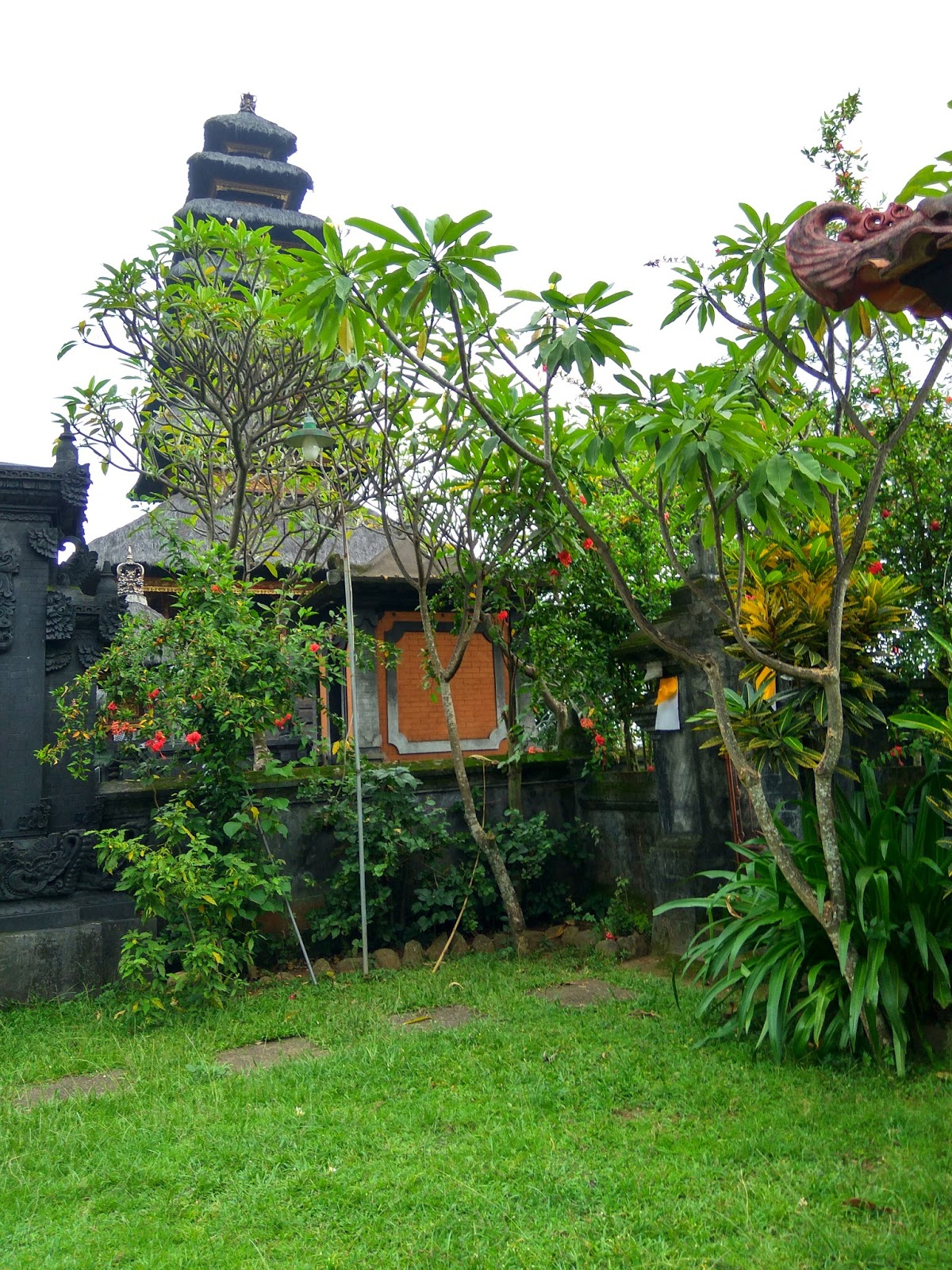 Pamong Siwi Mengunjungi Pura Kerta Bhuwana Giri Wilis Nama Tersebut