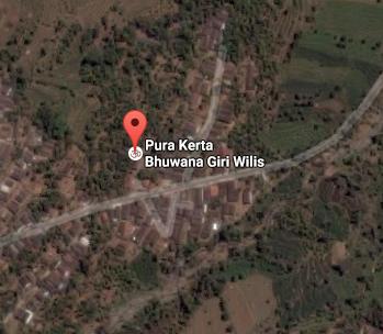 Pesona Keindahan Wisata Pura Kerta Bhuwana Nganjuk Daftar Tempat Demikianlah