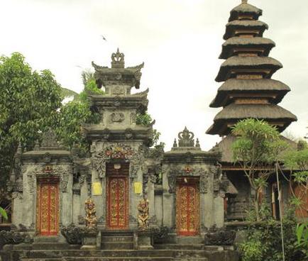 Pesona Keindahan Wisata Pura Kerta Bhuwana Nganjuk Daftar Tempat Kab