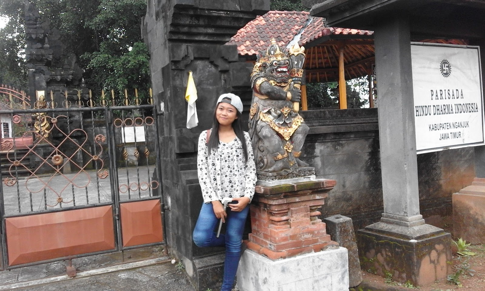 Pura Kerta Bhuwana Giri Wilis Kabupaten Nganjuk Wisata Semoga Artikel