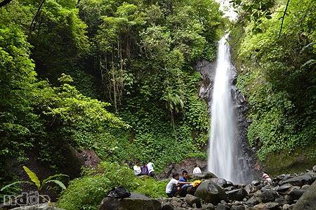 Air Terjun Singokromo Alami Nganjuk Wisata Sedudo Taman Legend Kab