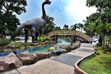 Destinasi Wisata Legend Waterpark Kertosono Nagnjuk Taman Air Kab Nganjuk
