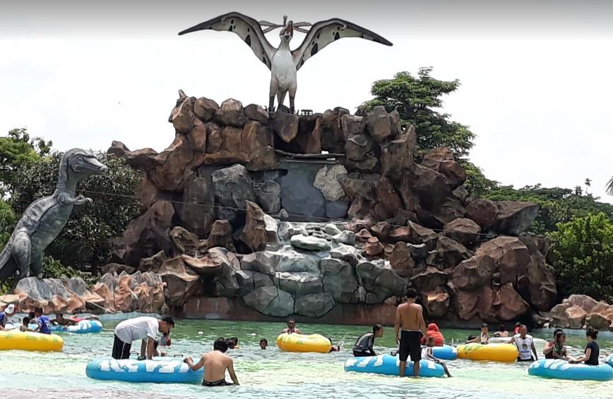 Harga Tiket Masuk Legend Waterpark Kertosono Nganjuk Info Taman Air