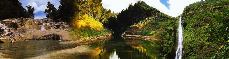 Kabupaten Nganjuk Wikiwand Pariwisata Kiri Grojokan Sumbermiri Embung Estumulyo Air