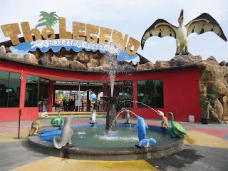 Legend Waterpark Kertosono Jatim Store Tempat Rekreasi Terbaru Terbesar Jawa