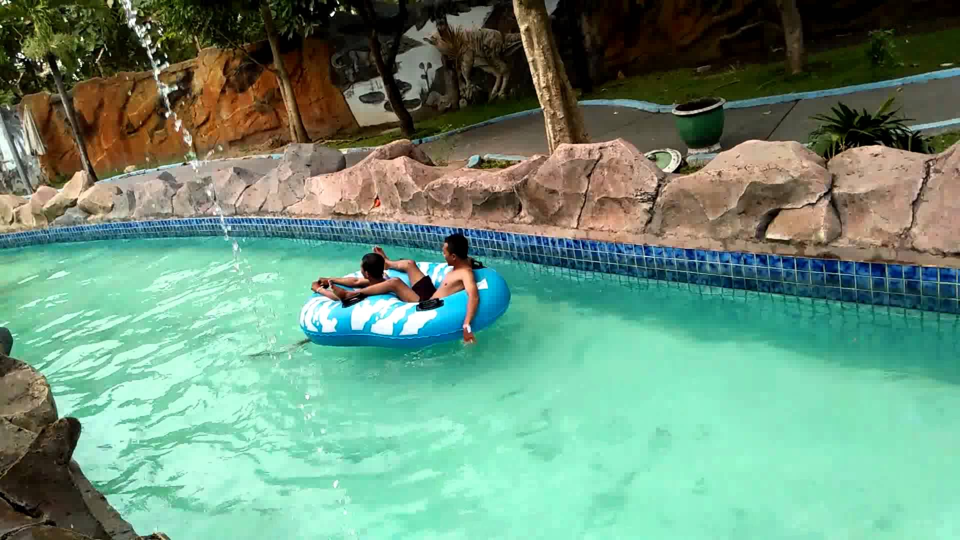 Legend Waterpark Kertosono Youtube Taman Air Kab Nganjuk