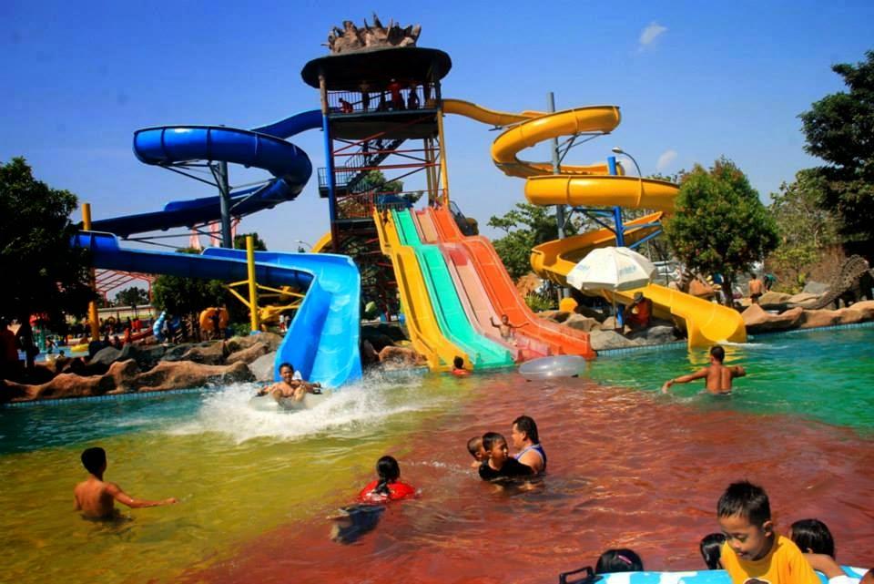 Nganjuk Kota Legend Waterpark Kertosono Memberikan Kenyamanan Ekstra Bagi Pengunjung