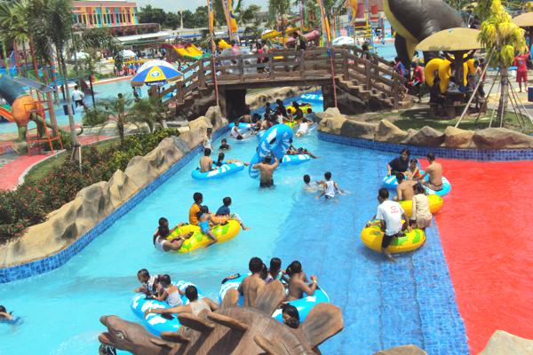 Nganjuk Tourism Legend Waterpark Kertosono 4 Images Gallery 5 Jpg