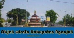Objek Wisata Kabupaten Nganjuk Indonesia Taman Air Legend Kab