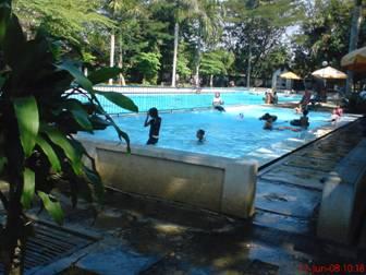 Pariwisata Nganjuk Baswara Yudha Karana Pemandian Sri Tanjung Pool Taman