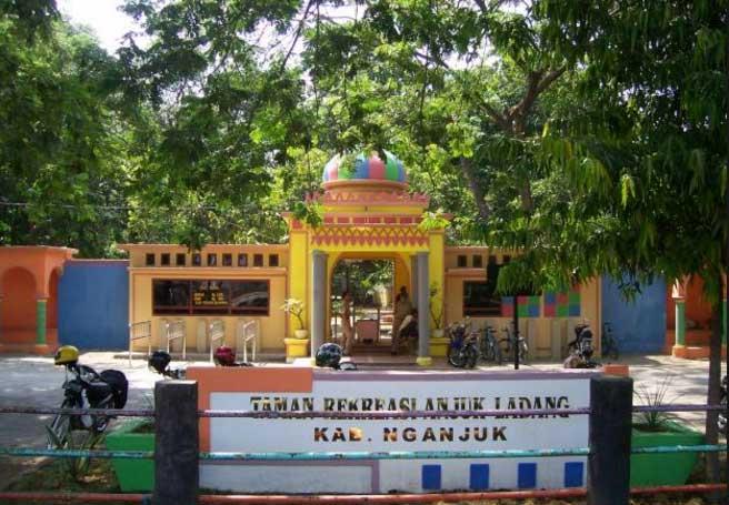 Tempat Wisata Nganjuk Terbaru 2018 Indah Menarik Taman Anjuk Ladang