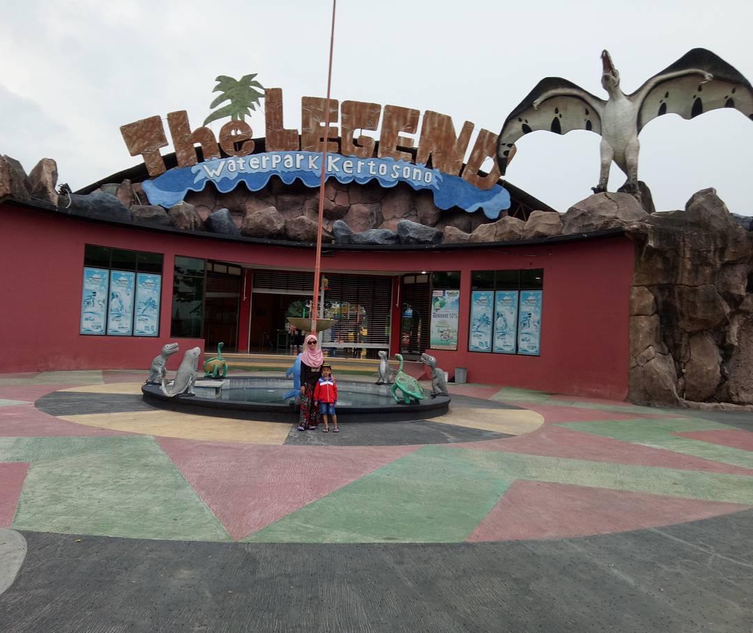 Wisata Air Nganjuk Legend Waterpark Kertosono Tutoriurl Online Berikut Potret