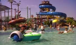 Wisata Nganjuk Qurmut Legend Waterpark Kertosono Taman Air Kab