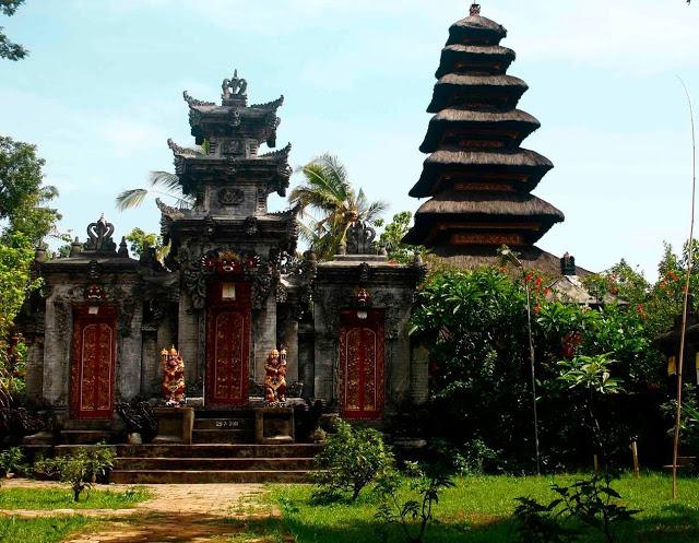 24 Tempat Wisata Nganjuk Wajib Dikunjungi Pura Kerta Bhuwana Giri