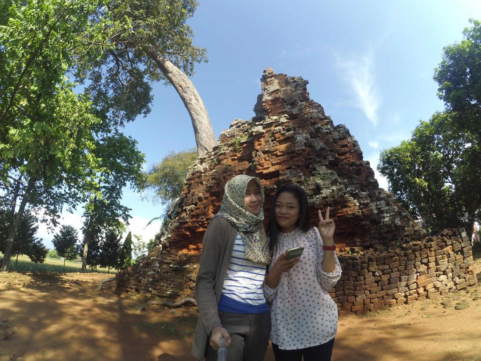 Candi Tertua Lor Kota Kabupaten Nganjuk Wisata Berlibur Bersama Keluarga