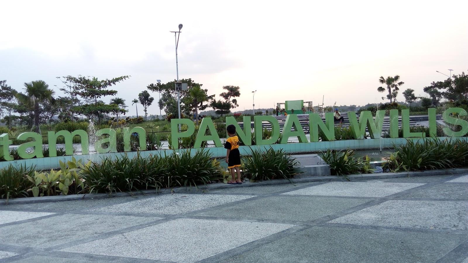 Nodiwa Sore Indah Taman Pandan Wilis Kabupaten Nganjuk Kota Kab