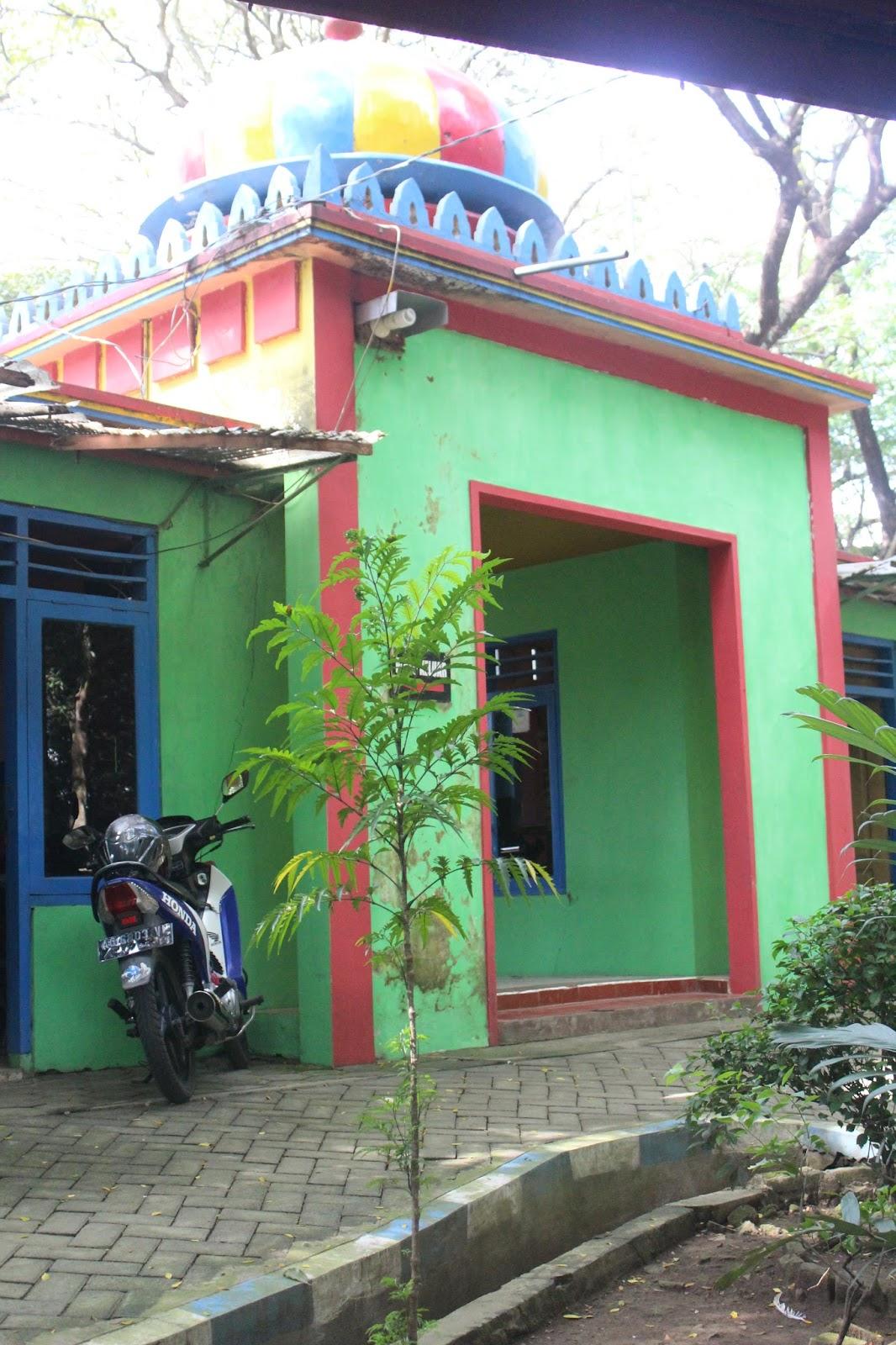 Taman Anjuk Ladang Kota Kabupaten Nganjuk Wisata Kuliner Objek Terdapat