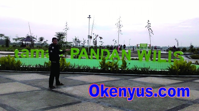 Taman Pandan Wilis Nganjuk Berikut Hasil Dokumentasi Okenyus Eksplore Kota
