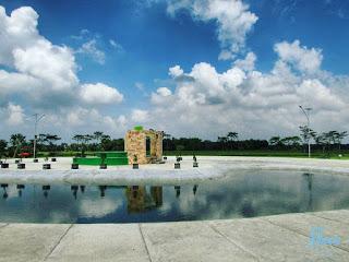 Taman Pandan Wilis Nganjuk Galeri Kota Kab