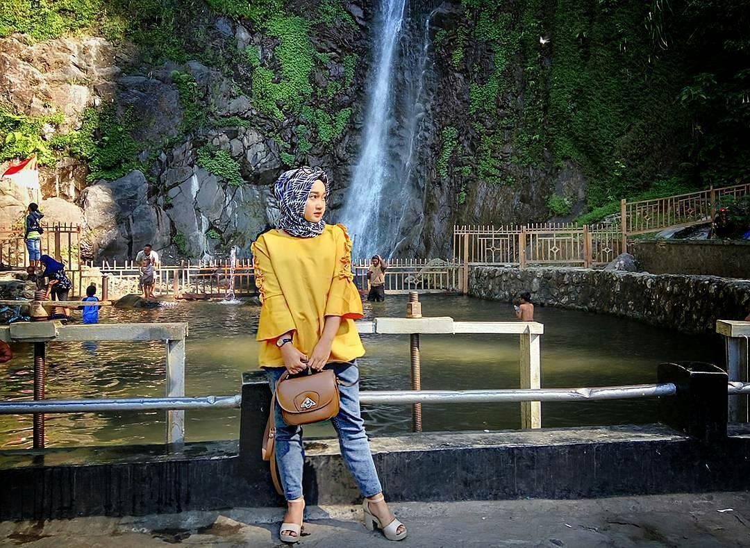 Tempat Wisata Nganjuk Populer 2018 Taman Kota Pandan Wilis Kab