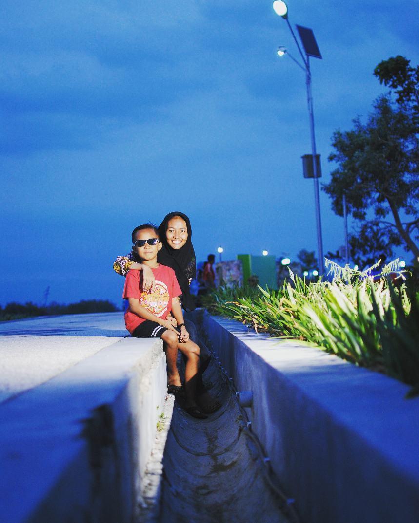 Tempat Wisata Nganjuk Populer 2018 Taman Pandan Wilis Kota Kab