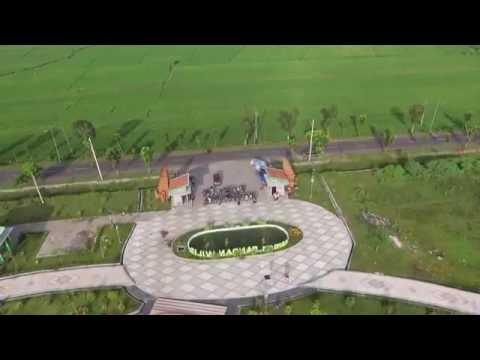 Test Drone Taman Pandan Wilis Nganjuk Jatim Cah Edann Kota
