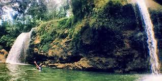 12 Tempat Wisata Ngawi Jawa Timur Tempatwisataunik Air Terjun Pengantin