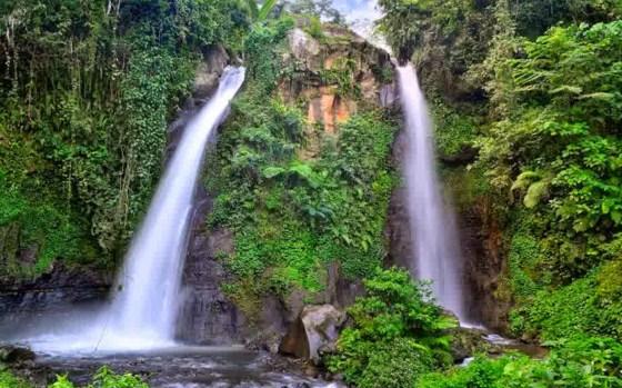 Air Terjun Tancak Daftar Tempat Wisata Terbaru Teleng Kab Ngawi