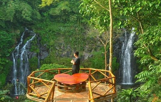 Destinasi Wisata Air Alam Kabupaten Ngawi Dijamin Ciamik Instagramable Banget