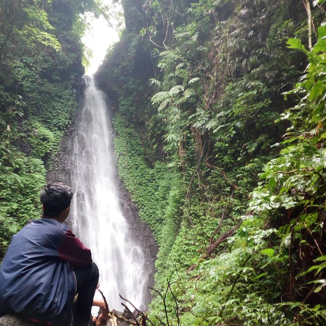 Tempat Wisata Ngawi Hits 2018 Air Terjun Serambang Teleng Kab