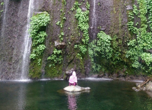 Terjun Teleng Madakaripuranya Ngawi Air Kab