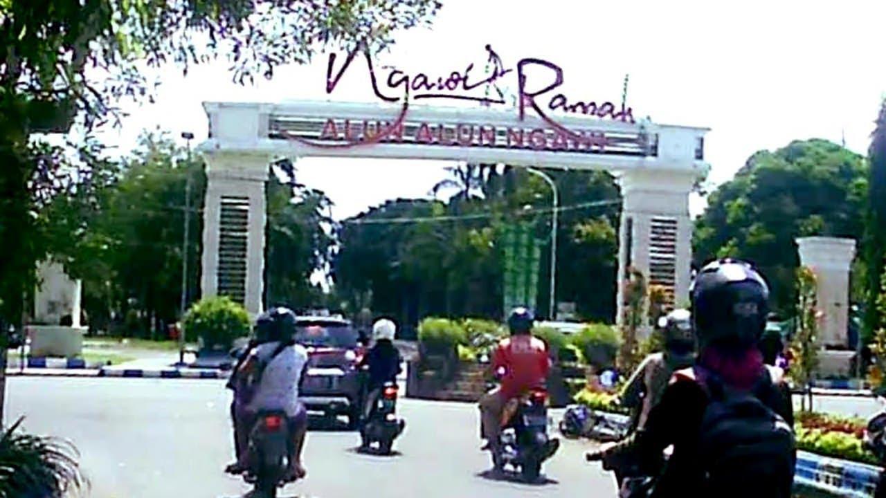 Alun Ngawi Terbesar Se Jawa Timur 29 4 2017 Youtube