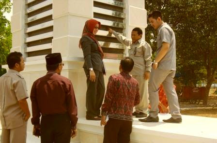Dprd Ngawi Berang Kondisi Proyek Revitalisasi Alun Berita Terkait Sidak
