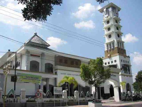 Masjid Agung Baitur Rahman Kabupaten Ngawi Pusaka Jawatimuran Baiturrahman 102